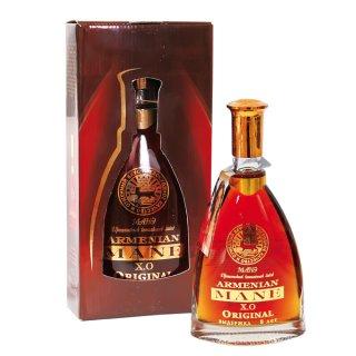 """Armenischer Brandy """"Mane"""" 8 Jahre alt 40% vol. 0,5L"""