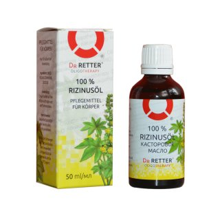Dr. Retter Rizinus Öl 50 ml