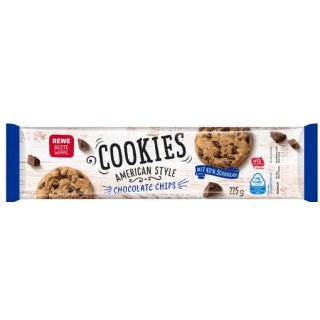 REWE COOKIES CHOCOLATE CHIP